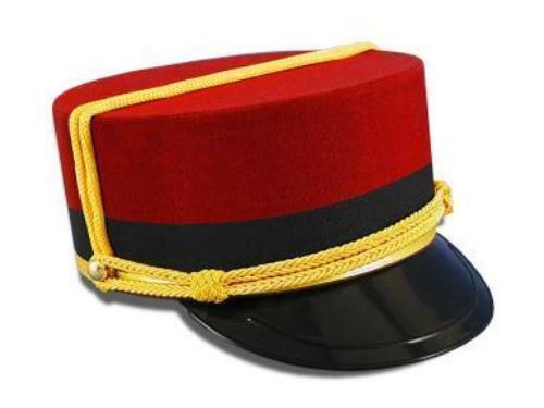 Bellboy Hat