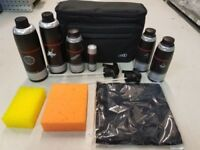 Genuine audi care valeting cleaning kit