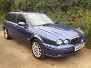 Jaguar x Type Estate Diesel
