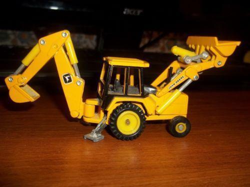 John Deere Backhoe Attachment >> Toy Backhoe | eBay