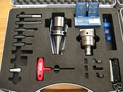 Komet Microkom Finish Boring System .236- 4.92 Cat 40
