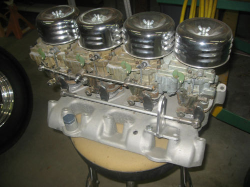 Looking For Old 331 354 392 Chrysler Hemi Parts Engine