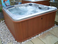 Hot Tub & Spa Moving Delivery Disposal Electrical Service