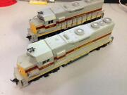 HO Scale Erie Lackawanna