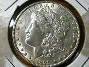 1899 P Morgan Silver Dollar