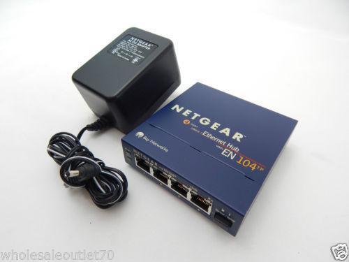 4 port ethernet hub ebay - Ethernet cable hub 4 ports ...