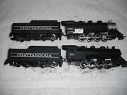 HO Steam Locomotives