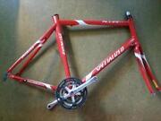 Rennrad Rahmen 58