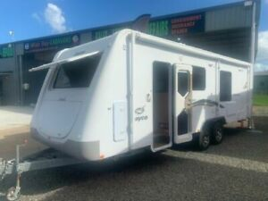 JAYCO STERLING 25FT 2013 Tinana Fraser Coast Preview