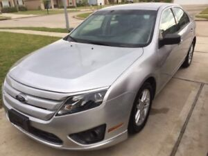 Ford Fusion.... Low Mileage