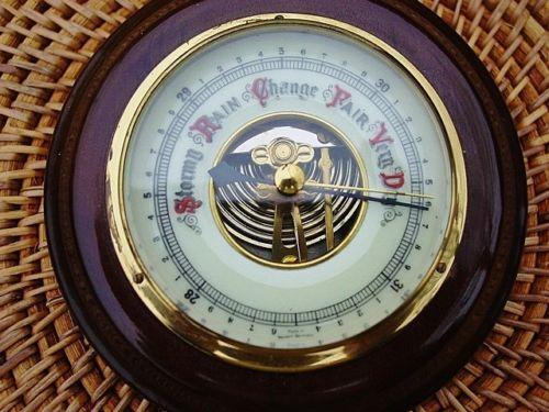 Barometer Made In Germany Ebay
