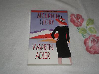 MOURNING GLORY by WARREN ADLER    +ARC+  -JA-