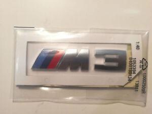E46 M3 Emblem Ebay