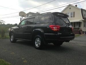 2002 Toyota Sequoia Limited as is