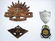 Australian Badges