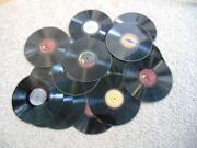 Vinyl Record Decorations