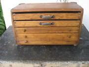Old Wood Cabinet