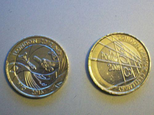 London Olympic Coins Ebay