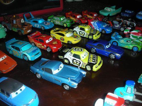 Disney Cars Diecast: Disney Cars Diecast Lot