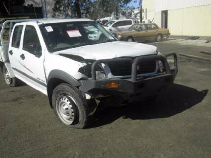 HOLDEN RODEO RA 4HJ1-T MANUAL VEHICLE WRECKING PARTS 2004 VA0572 Brisbane South West Preview