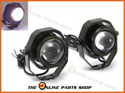 BMW R1200GS Lights