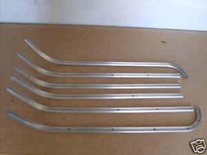 Vespa floor board rails strips VNA VNB VBA VBB VBC VLB GL GS