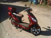 Electric Bike Moped