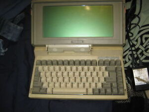 Antique Toshiba T1100plus