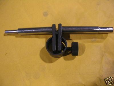 Nos 5.5 In. Fine Adjusting Rod For Dial Indicator