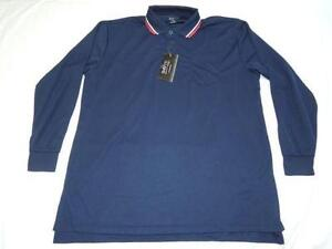 bb5183f5df37 Blue Umpire Shirt XL