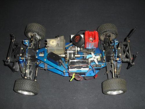 Gas RC Car