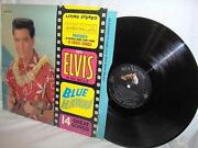 Elvis Presley Records Blue Hawaii
