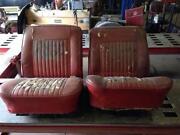 Impala Bucket Seats