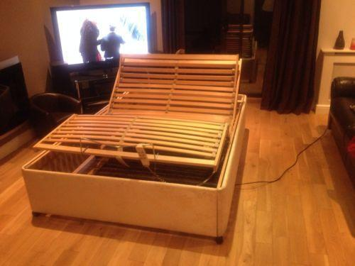 Double Electric Bed Ebay