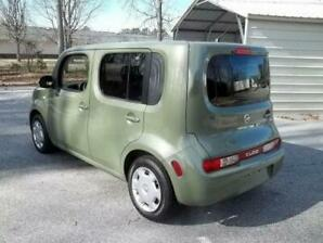 2009 NISSAN Cube 184000kms Green Automatic