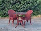 Lloyd Loom Table & Chair Sets