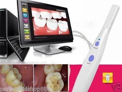 Usa Dentist Dental 5.0 Mp Usb Intraoral Oral Camera Hk790software Cd Teeth A