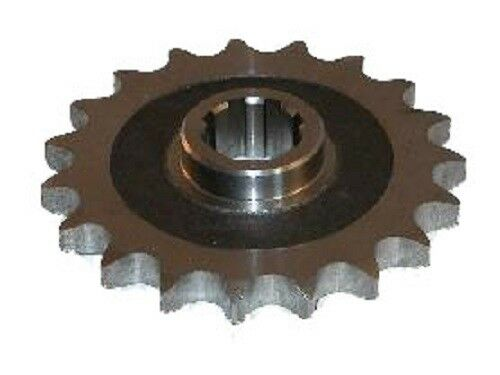 Agric 315-AL Roto-Cultivator Bottom Chain Sprocket 19 Tooth, 8 Spline