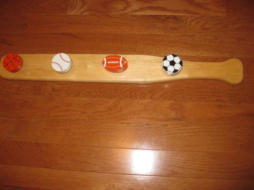 Baseball Bat Hanger Ebay