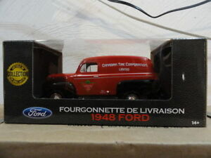 Canadian Tire Collectible 1/24 1948 Ford Delivery Van Diecast