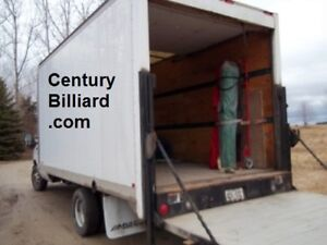 Pool Table Mover (39 Years in Business) Email/Call/Text