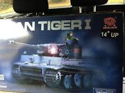RC Panzer Defekt