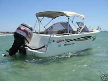 2004 STACER 525 EasyRider Sports + Mariner 90hp 2-Stroke (205hrs) Wellington Point Redland Area Preview