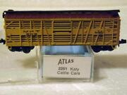 N Scale Cattle Car