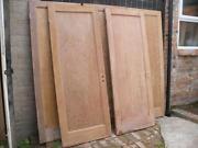 Antique Internal Doors