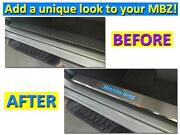 Chrome Door Sills