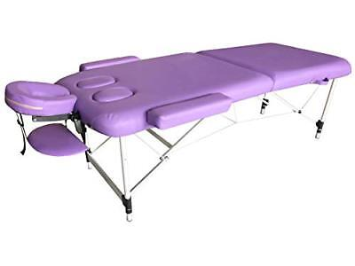 Lightweight Portable Massage Table - Breast Recess Massage Bed (Lightweight Portable Massage Table)