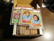 1970 Topps Football Set