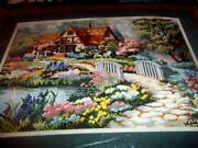 Needlepoint Kit Cottage
