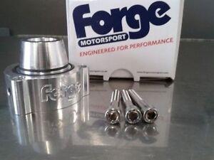 Forge Motorsports Diverter Valve Upgrade & Go Fast Bits DV BOV